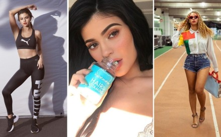 Selena Gomez, Kylie Jenner and Beyoncé are among the top 10 Instagram earners. Photo collage: LuxuryLaunches
