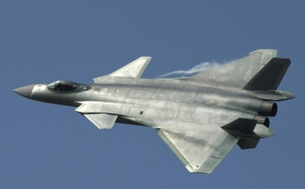 China Nearing Mass Production Of J 20 Stealth Fighter After Engine