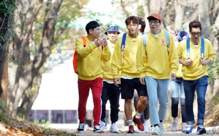 The hit South Korean reality television show 'Running Man', whichbegan in 2010, spawned a successful Chinese remake which was launched in 2014.