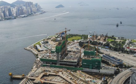 Authority's CEO Duncan Pescod said Hsin Chong Construction failed to manage its contract