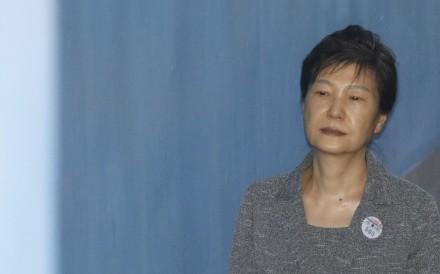 South Korean President Park Geun-Hye accepts PM's