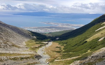 The world's best ultramarathoners will soon be coming to Ushuaia, the world's most southernmost city. Photo: Adam Lane