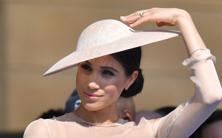 As well as being vegan, Meghan Markle is also the first mixed-race person to marry into the British royal family. Photo: Reuters