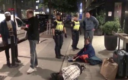 China's ambassador to Sweden Gui Congyou wants a meeting with local authorities to discuss the alleged mistreatment of the Chinese tourists. Photo: Handout