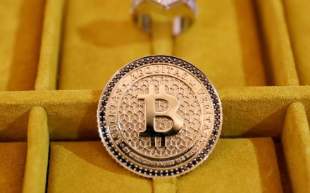 Bitcoin is one of many blockchain technologies that maintain a data list that is encrypted to prevent tampering and revision. Such technologies can be used to track a diamond's journey from mine to retailPhoto: Reuters