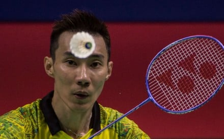 Lee Chong Wei's career has taken another huge hit with his cancer diagnosis. Photo: AFP