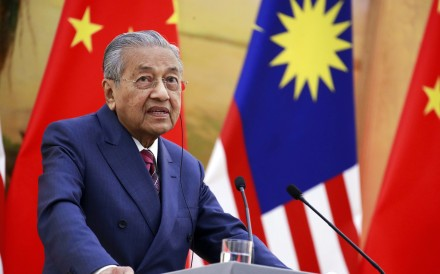 Some of Prime Minister Mahathir Mohamad's key lieutenants are among the speakers at the South China Morning Post's flagship China Conference. Photo: AP