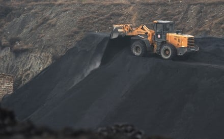 Datong was one of the country's big coal producing regions for decades. Photo: AFP