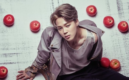 Jimin, of the K-pop boy band BTS, who celebrates his 23rd birthday today. Photo: BTS