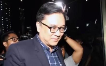Indonesian media identified the Lippo executive as Billy Sindoro. Photo: YouTube