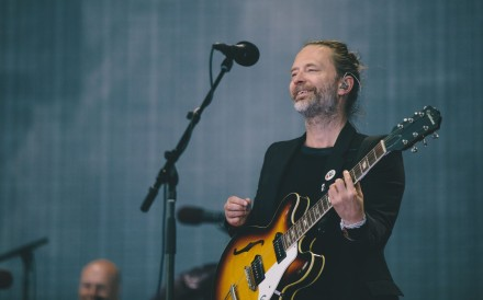 Radiohead frontman Thom Yorke composed the entire score for the upcoming horror remake Suspiria, directed by Luca Guadagnino.