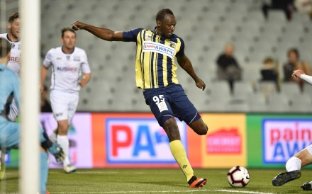 Usain Bolt  offered cut-price deal  with Central Coast Mariners in Australia a29c33dc29