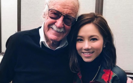 G.E.M., in an Instagram post, describes the late Stan Lee as 'one of the sweetest and most humble' people she has met.