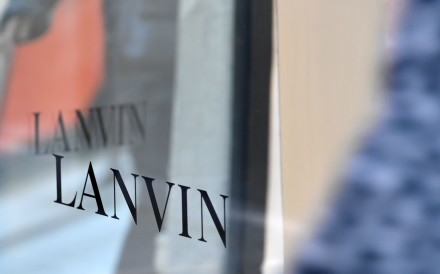 The departure of Lanvin's menswear creative director, Lucas Ossendrijver, comes after a turbulent few years at the French high fashion house founded by Jeanne Lanvin in 1889. Photo: AFP