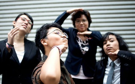 Malaysian LGBT band Shh...Diam! are a mix of metal, punk and jazz and have produced two albums.