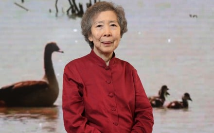 Annie Wu, daughter of Maxim's founder James Tak Wu, played a key role in the establishment of Beijing Air Catering, the first joint venture company on the mainland. Photo: Xiaomei Chen