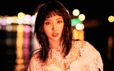 K-pop star Minzy, a former member of the girl group 2NE1, released her first solo English-language single, to coincide with her American tour, which ends on Sunday. Photo: The Music Works