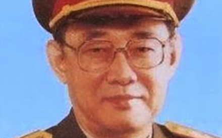 General Wang Ruilin, former deputy head of the People's Liberation Army's General Political Department, died on Saturday at the age of 88. Photo: Handout