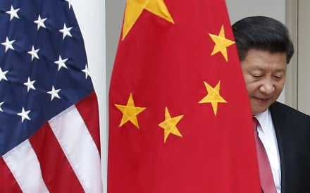 The constitutional amendment on presidential term limits was one of a number of moves by Beijing that has worried some US observers. Photo: AP