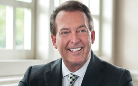 CEO of Capella Asia Nicholas Clayton embraces the motto, 'work to live, not live to work'.