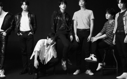 K-pop boy band BTS has enjoyed a hugely successful year, with two albums that have topped the US Billboard chart and sell-out concerts during its world tour.