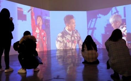 Big Bang The Exhibition: A To Z at the 798 Art Centre of Beijing's 798 Art District. Photo: Simon Song