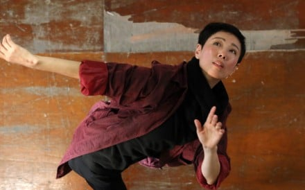 Instead of withdrawing from the physical demands of the stage, 54-year-old Qiao Yang is about to give the most challenging performance of her long career. Photo: Nora Tam
