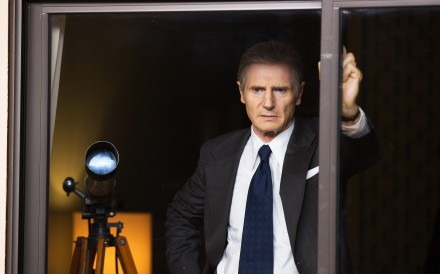 Liam Neeson in the title role in the 2017 film, Mark Felt: The Man Who Brought Down the White House. Neeson's comments on his reaction to the rape of a friend have sparked debate on racism. Photo: Handout