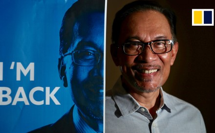 After being pardoned following a five-year jail term on a charge of sodomy that he insists was trumped up, Anwar Ibrahim speaks to the SCMP in an exclusive interview about what it is like to be a...