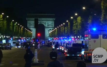 One policeman was killed and two others wounded in Paris on Thursday night. The shooting, in which the assailant was also killed, took place on the Champs-Elysees shopping boulevard just days ahead...