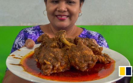 """Southeast Asians were steamed up about a Malaysian-born MasterChef UK contestant being kicked off the cooking programme for making a traditional chicken dish that was judged not """"crispy"""" enough...."""