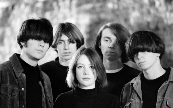 Shoegaze band Slowdiveare experiencing a renaissance 20 years after disbanding