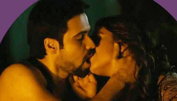 Kissing Scene In Raja Natwarlal Creates Furore In -9019