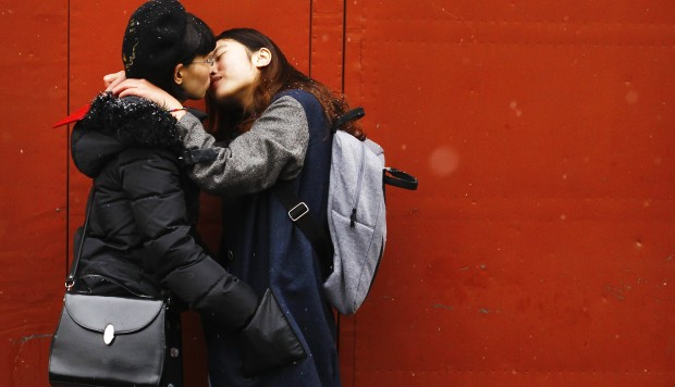 Seeking a lesbian wife: pressured Chinese gays turn to online dating for 'cooperative marriage'