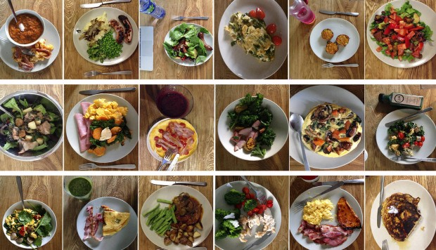 Food challenge: a month without sugar, alcohol, grains, dairy and more