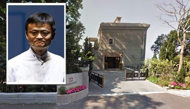 Has Alibaba S Jack Ma Bought Hk 1 5 Billion Home On Hong