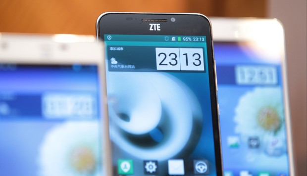 ZTE who? China's next push is smartphone brand names in US
