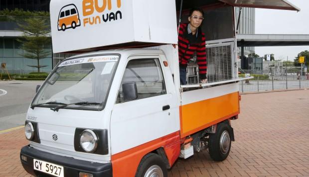Hong Kong S Food Trucks Scheme Leaves Operators With A Bad