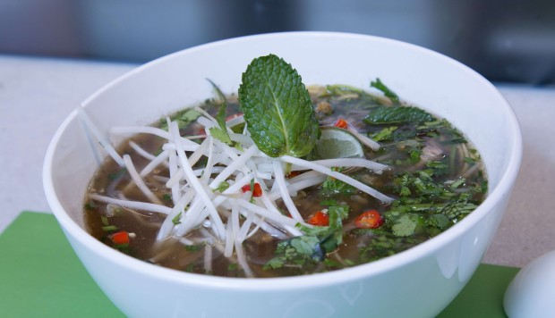 Restaurant review: Pho Bar in Central – contemporary Vietnamese beef noodles