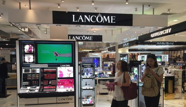 Lancome stores reopen across Hong Kong, but Denise Ho warns of a spreading 'white terror'