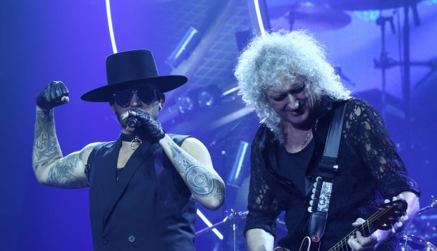 Review: Queen + Adam Lambert still reigns in vintage rock. Freddie Mercury would be proud