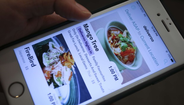 Hong Kong food delivery services put to the test
