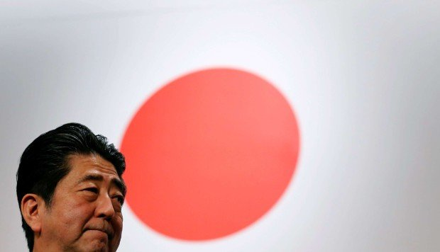 Japan s ruling party approved a change in party rules Sunday that could  pave the way for Prime Minister Shinzo Abe to become the country s  longest-serving ... c5cb70835e7