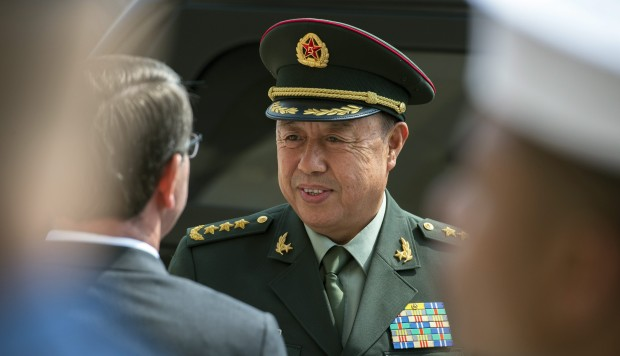 Top Chinese general snubs Vietnam amid South China Sea tensions