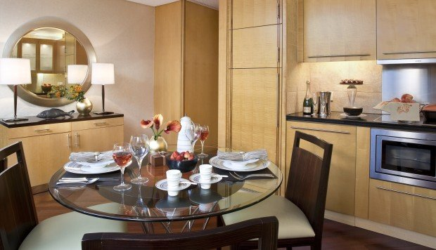 Hong Kong's serviced apartments ensure shopping is easy