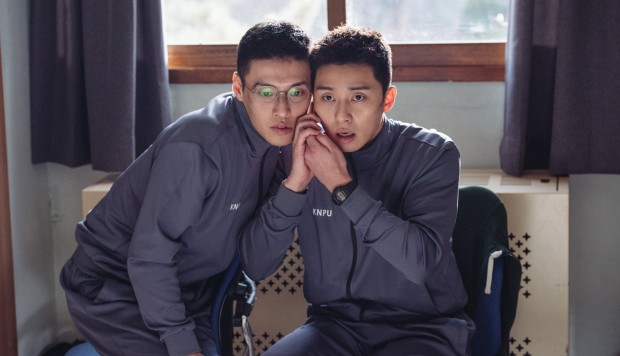 Review: Midnight Runners – buddy cop thriller hugely entertaining