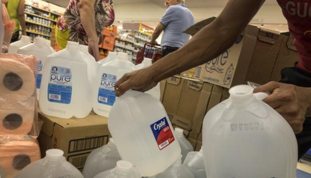 US$100 for water: prices surge as Hurricane Irma barrels toward Florida