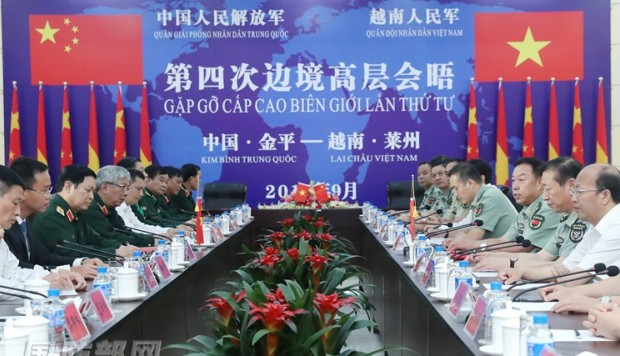 Top Chinese commander's goodwill gesture to Vietnam