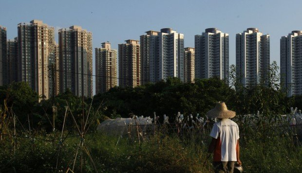 """hong kong housing problem is not Leung released his final policy address as chief executive on wednesday: """"the housing problem in hong kong boils down to land use, which is not a technical issue, but a conceptual one,"""" leung."""