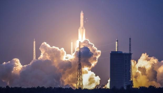 china u2019s failed long march 5 rocket  u2018choked to death u2019  but